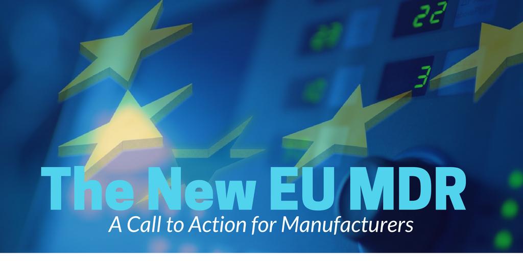 New EU MDR blog